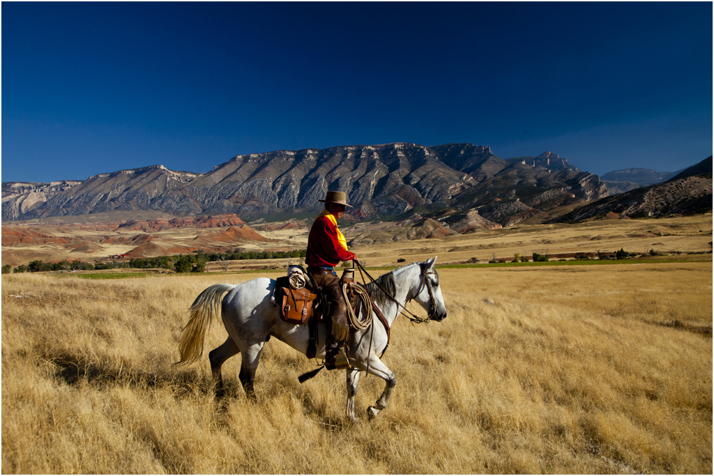 Upscale Experience, Scenic Riding