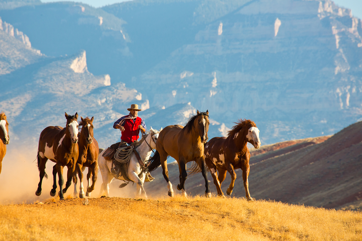 Western Guest Ranch Vacation At The
