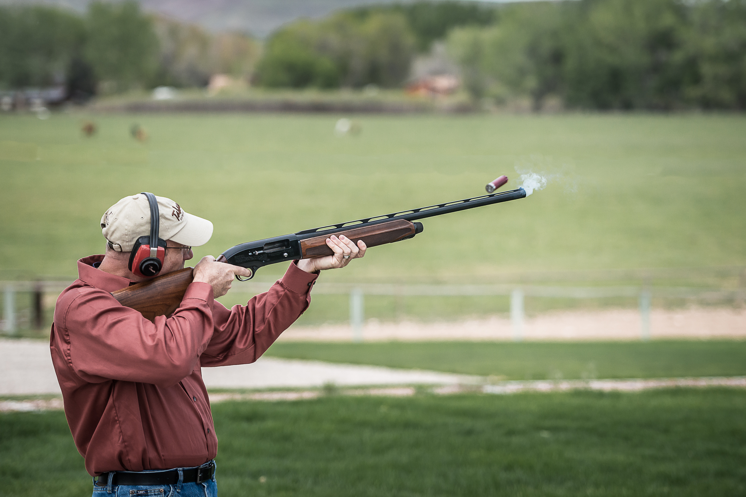 Trap Shooting Amp Archery Guest Ranch Vacation At The