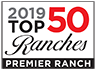 Top50 Ranches logos 2019 - Premier Ranch