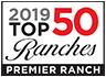 Top50 Ranches logos 2019 - Premier Ranch